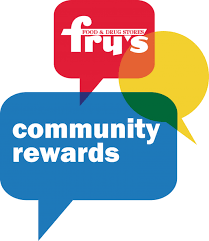 Image of Fry's community rewards program logo